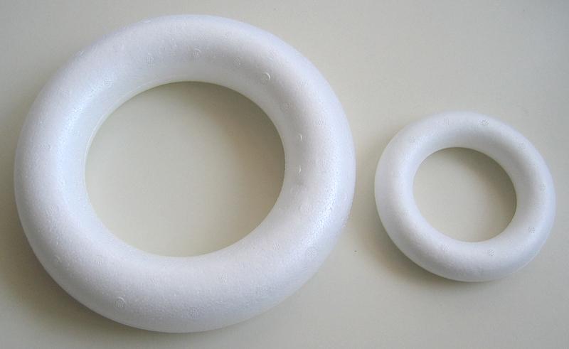 Styroporringe