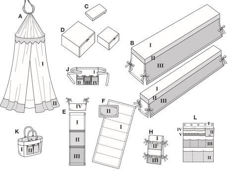 burda schnitt gartenaccessoires. Black Bedroom Furniture Sets. Home Design Ideas