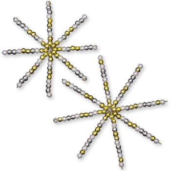 Weihnachtssterne aus draht buttinette blog - Drahtsterne basteln ...