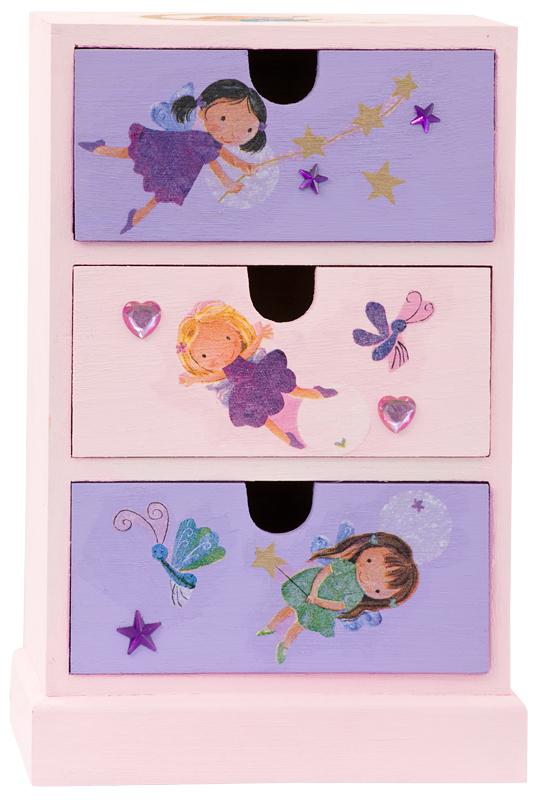 Schmuckkästchen Prinzessin