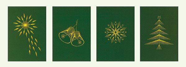 weihnachtskarten mit fadengrafik buttinette blog. Black Bedroom Furniture Sets. Home Design Ideas