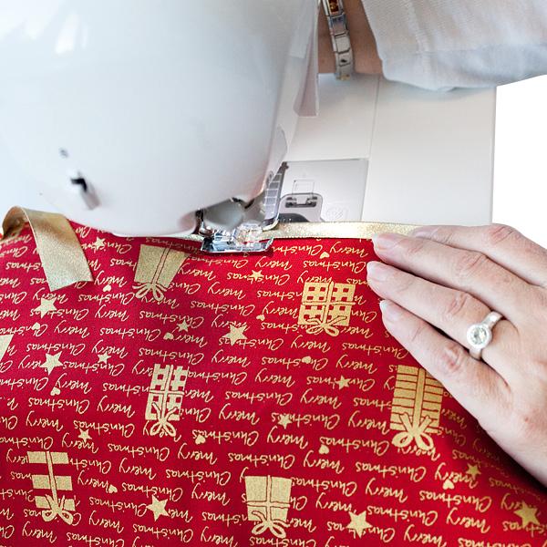 weihnachtliches tischset kostenlose n hanleitung buttinette blog. Black Bedroom Furniture Sets. Home Design Ideas
