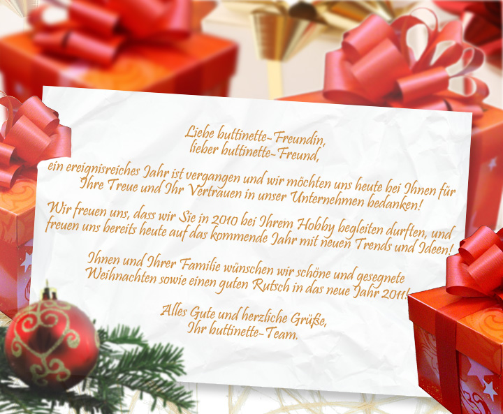 wir w nschen euch besinnliche weihnachten und einen guten rutsch buttinette blog