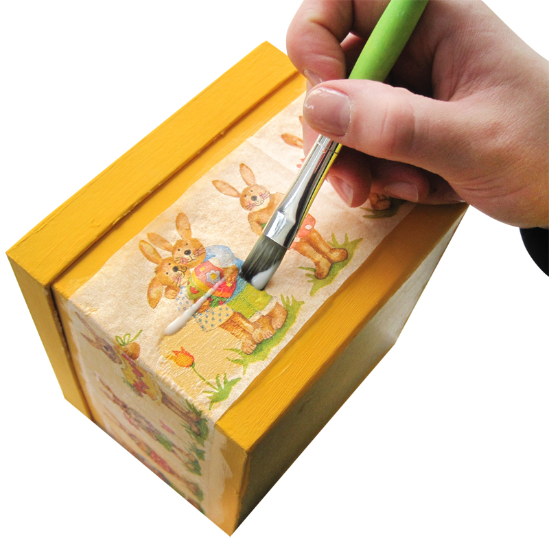 Geschenkebox Schritt 3