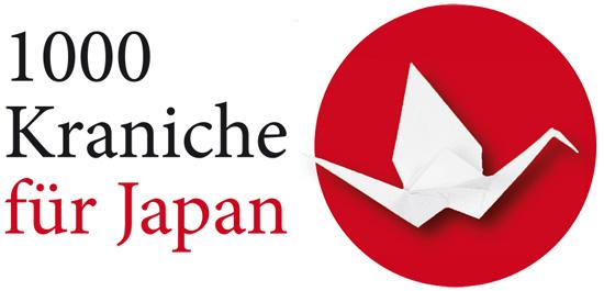1000 Kraniche für Japan
