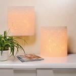 Lampe aus Mulberrypapier