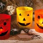Teelichter für Halloween
