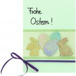 Karte für Ostern