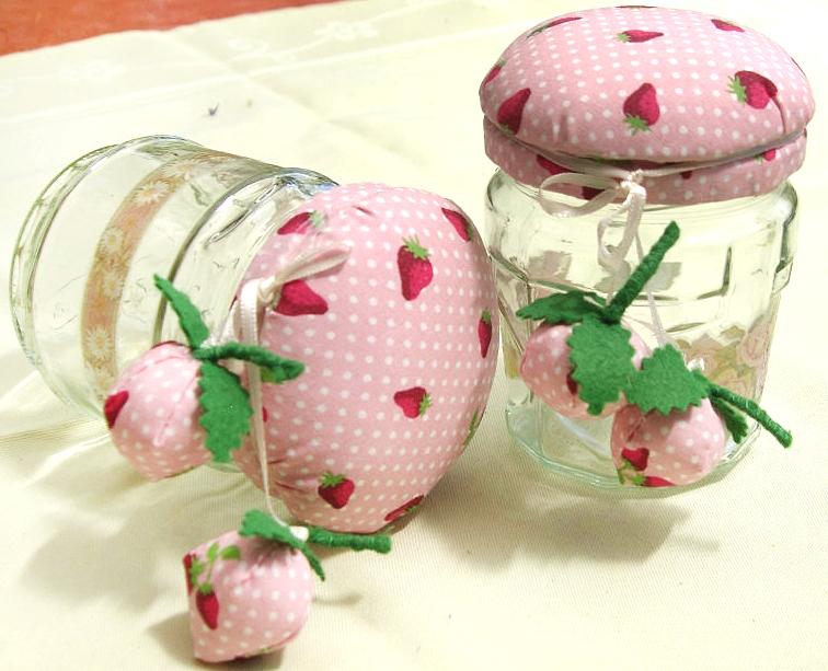 Neue n h ideen von jutta k buttinette blog - Marmeladenglaser dekorieren ...