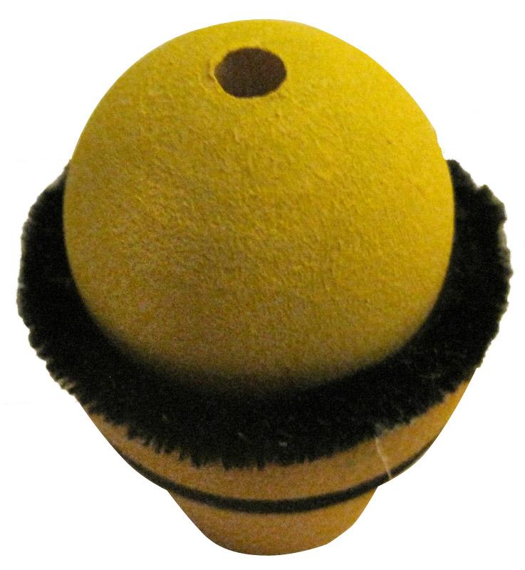 Tontopf-Mobile Bienen Schritt 4