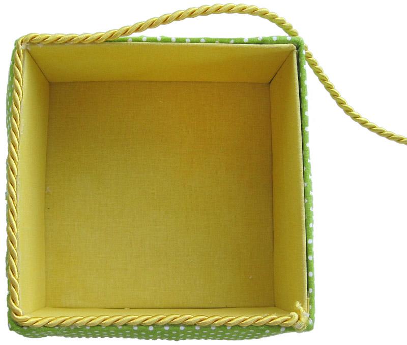 Box Stoffbezug Schritt 12