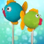 Dekostecker Fische