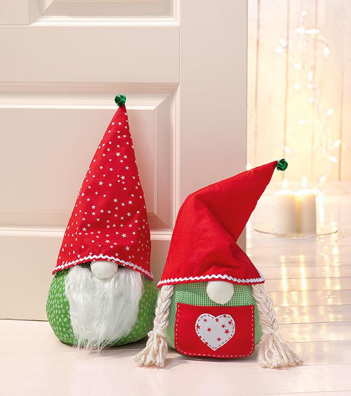 weihnachtliches tischset. Black Bedroom Furniture Sets. Home Design Ideas