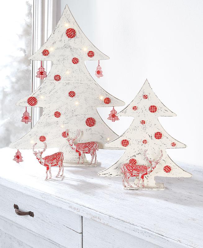 Weihnachtsbäume Schritt 27