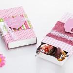 Schachtel Valentinstag basteln