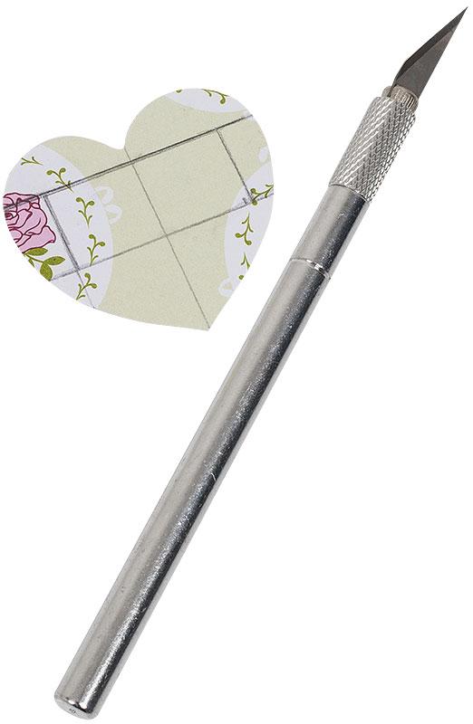 Schachtel Valentinstag basteln Schritt 4