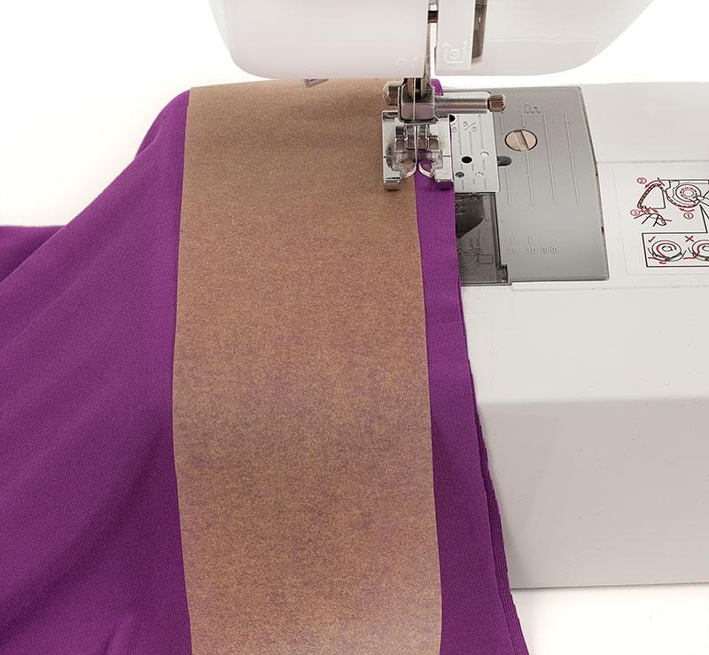 NähTipp JerseyStoffe verarbeiten  buttinette Blog -> Nähmaschine Jersey