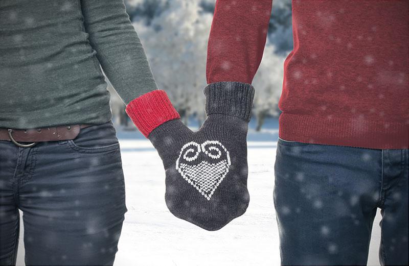kostenlose anleitung partnerhandschuh zum valentinstag stricken buttinette blog. Black Bedroom Furniture Sets. Home Design Ideas