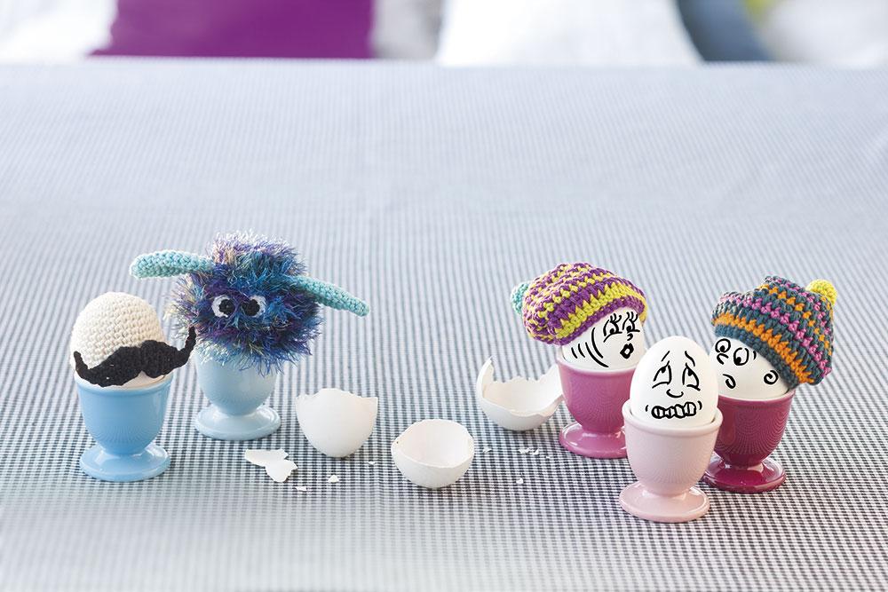 Funny Eggs Seite web