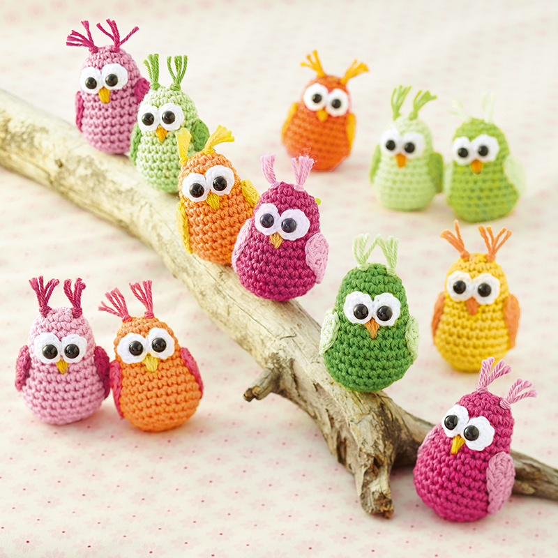 Amigurumi Monsters 2 | 800x800