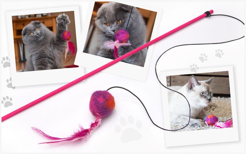 Anleitung Katzenspielzeug Selber Machen Buttinette Blog