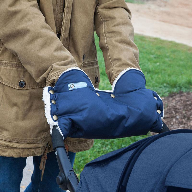 Kinderwagen-Handschuh nähen