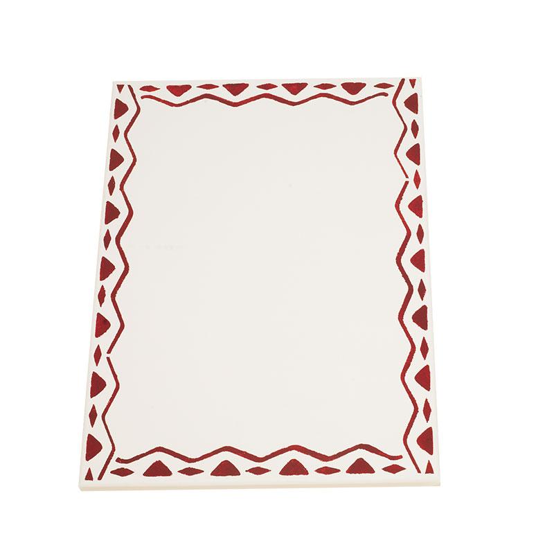 Valentinstagsbild basteln - Rahmen