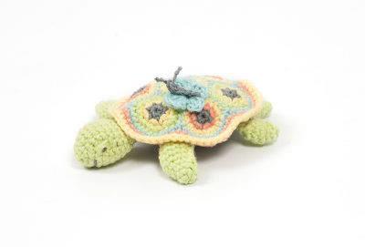 Schildkröte Paula - Schritt 19