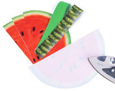 Melonentasche - Schritt 2