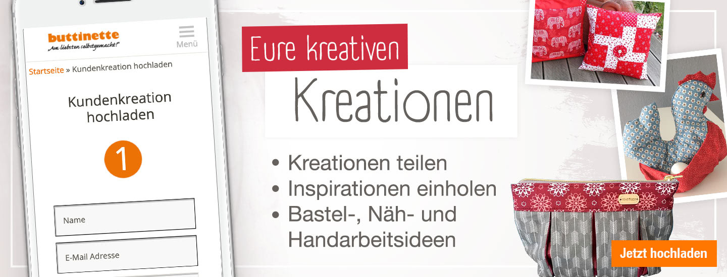 Kundenkreationen von buttinette