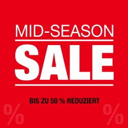 Start Midseason-Sale bei buttinette
