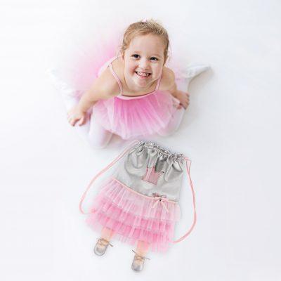 Turnbeutel für Ballerinas