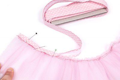 Turnbeutel für Ballerinas - Schritt 13