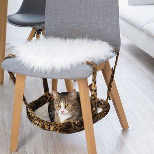 Hängematte für Katzen nähen
