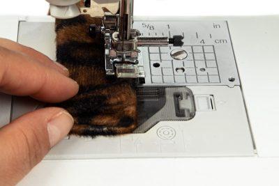 Hängematte für Katzen nähen - Schritt 3
