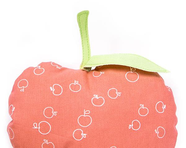 Kleines Apfelkissen nähen - Schritt 8