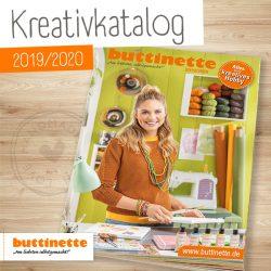 buttinette Kreativkatalog 2019/20