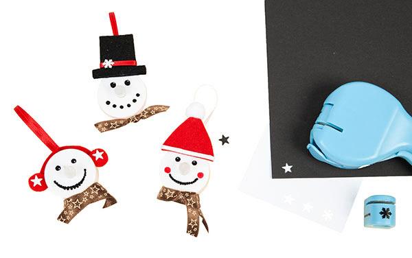 Winterliche Teelicht-Figuren basteln - Schritt 7