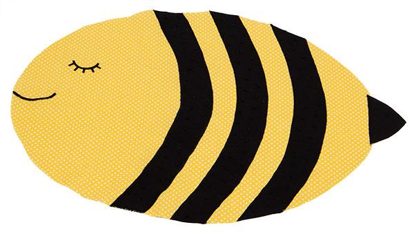 Bienenkissen nähen - Schritt 5