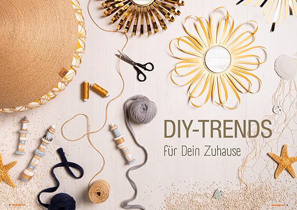 DIY-Trends für Dein Zuhause