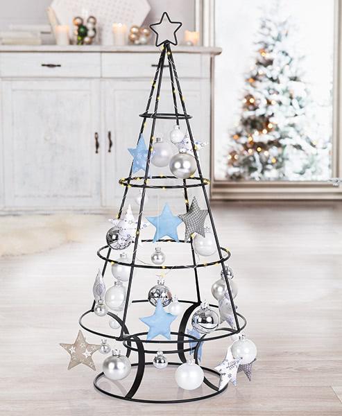 Weihnachtssterne nähen