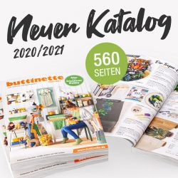 buttinette Kreativkatalog 2020/21