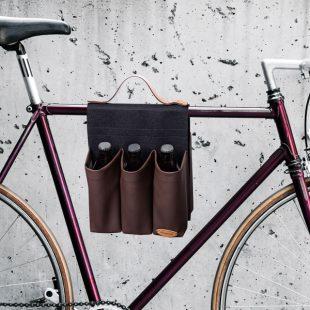 Fahrrad-Getränketasche nähen