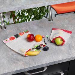 Obst-& Gemüsenetz nähen