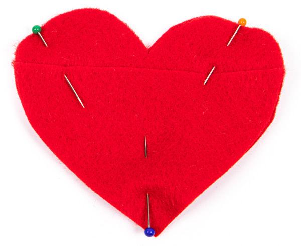 Bär Valentin nähen - Schritt 12