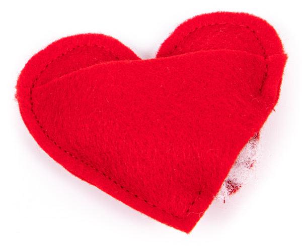 Bär Valentin nähen - Schritt 13