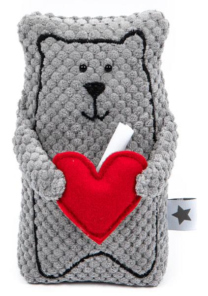 Bär Valentin nähen - Schritt 14