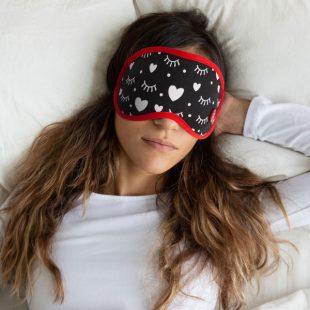 Schlafmaske nähen