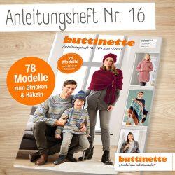 buttinette Anleitungsheft Nr. 16