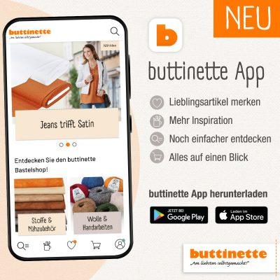 buttinette App